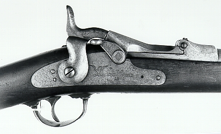 Springfield rifle firing mechanism