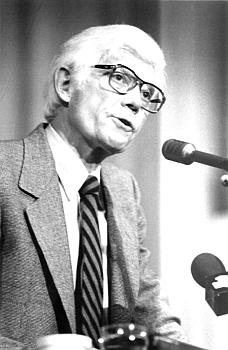 John Anderson at Wheaton