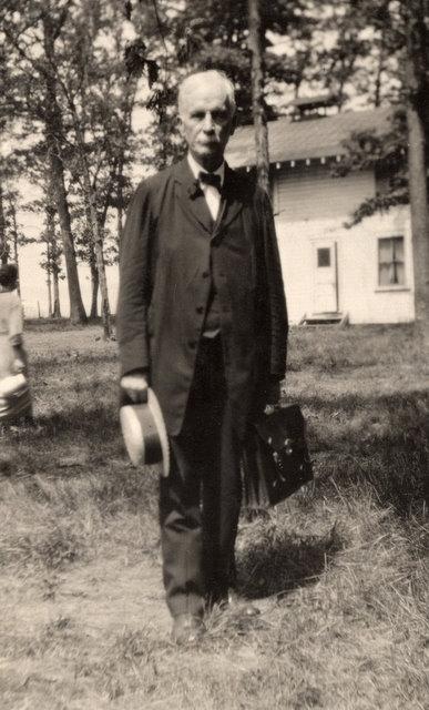 Charles Blanchard, Cedar Lake, Indiana (1923)