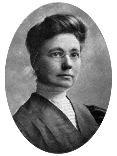 Alma Blount
