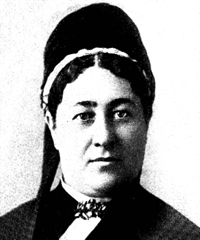 Jennie Hewes Caldwell
