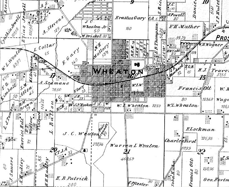 Wheaton, 1874