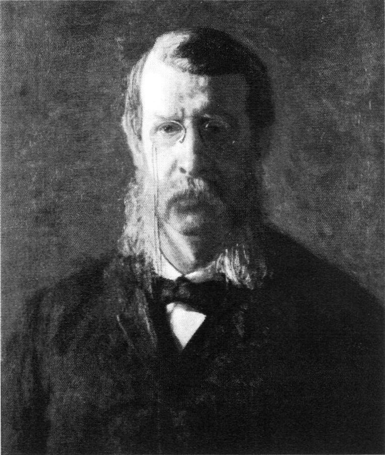 George Frederick Barker