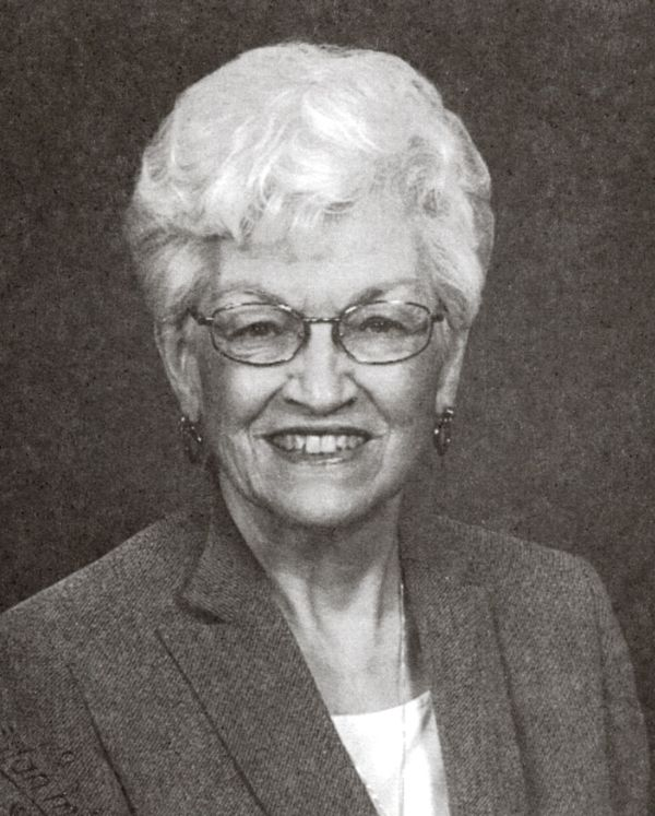 Doris Menzies