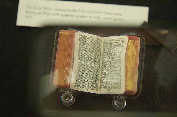 """""""Mite"""" Bible"""
