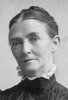 Addie Collins, later in life