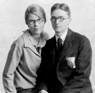 Kenneth and Margaret Landon