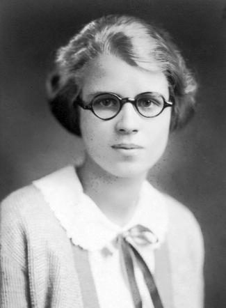 Margaret Landon, 1925