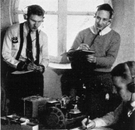 1939 Tower Radio Club